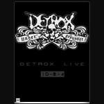 DETROX『DETROX LIVE 10-9-4 [DVD]』