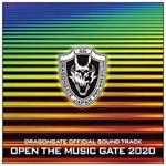 プロレス団体DRAGON GATE オムニバスアルバム『OPEN THE MUSIC GATE 2020』
